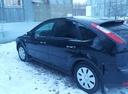 Подержанный Ford Focus, черный , цена 300 000 руб. в ао. Ханты-Мансийском Автономном округе - Югре, хорошее состояние