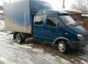 Подержанный ГАЗ Газель, синий металлик, цена 220 000 руб. в Иваново, хорошее состояние