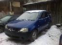 Подержанный Renault Logan, синий , цена 190 000 руб. в Костромской области, хорошее состояние