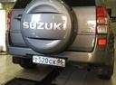 Подержанный Suzuki Grand Vitara, серый металлик, цена 660 000 руб. в ао. Ханты-Мансийском Автономном округе - Югре, хорошее состояние