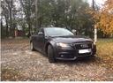 Подержанный Audi A4, черный , цена 620 000 руб. в Челябинской области, хорошее состояние