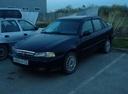 Подержанный Daewoo Nexia, черный , цена 60 000 руб. в Тюмени, среднее состояние
