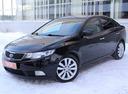 Подержанный Kia Cerato, черный, 2011 года выпуска, цена 650 000 руб. в Екатеринбурге, автосалон