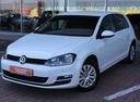 Подержанный Volkswagen Golf, белый, 2013 года выпуска, цена 689 000 руб. в Екатеринбурге, автосалон Автобан-Запад