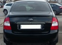 Подержанный ВАЗ (Lada) Kalina, черный , цена 199 000 руб. в Архангельске, хорошее состояние