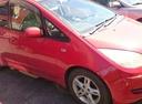 Подержанный Mitsubishi Colt, красный , цена 200 000 руб. в Кемеровской области, хорошее состояние