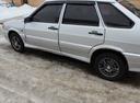Подержанный ВАЗ (Lada) 2114, серебряный , цена 118 000 руб. в Тверской области, хорошее состояние