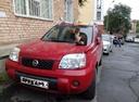 Подержанный Nissan X-Trail, красный , цена 620 000 руб. в Владивостоке, отличное состояние