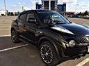 Подержанный Nissan Juke, черный , цена 710 000 руб. в республике Татарстане, отличное состояние