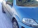 Подержанный Citroen C3, голубой , цена 220 000 руб. в Ульяновской области, среднее состояние