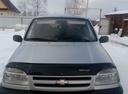 Подержанный Chevrolet Niva, серебряный , цена 199 000 руб. в Тверской области, хорошее состояние