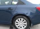 Подержанный Chevrolet Cruze, синий , цена 350 000 руб. в Нижнем Новгороде, отличное состояние