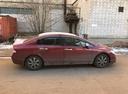 Подержанный Honda Civic, бордовый , цена 410 000 руб. в Архангельске, отличное состояние