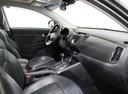 Подержанный Kia Sportage, черный, 2012 года выпуска, цена 905 000 руб. в Санкт-Петербурге, автосалон РОЛЬФ Октябрьская Blue Fish