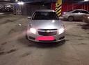 Подержанный Chevrolet Cruze, серебряный , цена 455 000 руб. в Екатеринбурге, отличное состояние
