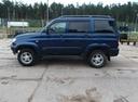 Подержанный УАЗ Patriot, синий , цена 350 000 руб. в Тверской области, хорошее состояние