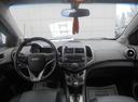 Подержанный Chevrolet Aveo, голубой, 2013 года выпуска, цена 485 000 руб. в Воронеже, автосалон