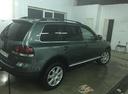Подержанный Volkswagen Touareg, зеленый металлик, цена 750 000 руб. в Челябинской области, хорошее состояние