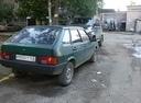 Подержанный ВАЗ (Lada) 2109, зеленый , цена 35 000 руб. в Самаре, хорошее состояние