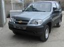 Подержанный Chevrolet Niva, серый, 2016 года выпуска, цена 644 000 руб. в Крыму, автосалон БЭСКИД