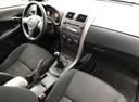 Подержанный Toyota Corolla, черный, 2008 года выпуска, цена 335 000 руб. в Казани, автосалон МАРКА Казань