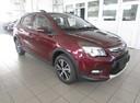 Подержанный Lifan X50, красный, 2015 года выпуска, цена 493 000 руб. в Ростове-на-Дону, автосалон