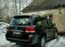 Подержанный Toyota Land Cruiser, черный, 2008 года выпуска, цена 1 650 000 руб. в Самаре, автосалон Авто-Брокер на Антонова-Овсеенко