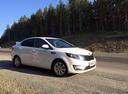 Подержанный Kia Rio, белый , цена 529 000 руб. в Челябинской области, отличное состояние