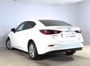 Подержанный Mazda 3, белый, 2014 года выпуска, цена 790 000 руб. в Санкт-Петербурге, автосалон РОЛЬФ Лахта Blue Fish