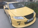 Подержанный Mazda Atenza, желтый , цена 240 000 руб. в Владивостоке, хорошее состояние