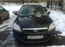 Подержанный Ford Focus, черный , цена 320 000 руб. в Челябинской области, отличное состояние