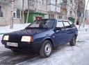 Подержанный ВАЗ (Lada) 2109, синий , цена 80 000 руб. в ао. Ханты-Мансийском Автономном округе - Югре, среднее состояние