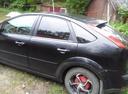 Подержанный Ford Focus, черный , цена 285 000 руб. в Твери, хорошее состояние