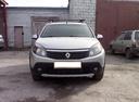 Подержанный Renault Sandero, серый , цена 470 000 руб. в Ульяновске, отличное состояние