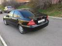 Подержанный Mercedes-Benz C-Класс, черный , цена 370 000 руб. в Костромской области, хорошее состояние