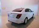 Подержанный Chevrolet Aveo, белый, 2013 года выпуска, цена 445 000 руб. в Ростове-на-Дону, автосалон МОДУС ПЛЮС Ростов-на-Дону