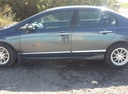 Подержанный Honda Civic, серебряный , цена 400 000 руб. в Кемеровской области, хорошее состояние