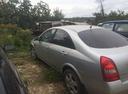 Подержанный Nissan Primera, серебряный металлик, цена 300 000 руб. в Пскове, хорошее состояние
