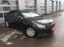 Подержанный Chevrolet Cruze, черный, 2011 года выпуска, цена 355 000 руб. в Казани, автосалон МАРКА Казань