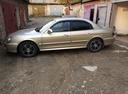 Подержанный Hyundai Sonata, бежевый , цена 260 000 руб. в Челябинской области, хорошее состояние