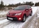 Подержанный Toyota RAV4, красный , цена 1 300 000 руб. в ао. Ханты-Мансийском Автономном округе - Югре, отличное состояние