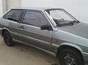 Подержанный ВАЗ (Lada) 2113, зеленый металлик, цена 75 000 руб. в Ульяновской области, хорошее состояние