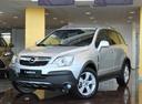Подержанный Opel Antara, серебряный, 2010 года выпуска, цена 643 000 руб. в Казани, автосалон