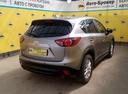 Подержанный Mazda CX-5, серебряный, 2012 года выпуска, цена 860 000 руб. в Самаре, автосалон