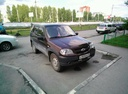 Подержанный Chevrolet Niva, коричневый , цена 340 000 руб. в Тюмени, хорошее состояние