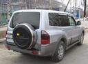 Подержанный Mitsubishi Pajero, серебряный , цена 680 000 руб. в ао. Ханты-Мансийском Автономном округе - Югре, хорошее состояние