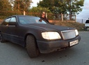 Подержанный Mercedes-Benz S-Класс, черный матовый, цена 220 000 руб. в Архангельске, среднее состояние