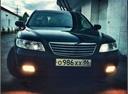 Подержанный Hyundai Grandeur, черный , цена 450 000 руб. в ао. Ханты-Мансийском Автономном округе - Югре, хорошее состояние