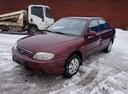 Подержанный Kia Spectra, красный, 2006 года выпуска, цена 170 000 руб. в Нижнем Новгороде, автосалон АвтоСтайл Нижний Новгород