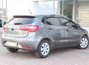Подержанный Kia Rio, серый, 2013 года выпуска, цена 409 000 руб. в Екатеринбурге, автосалон Автобан-Запад